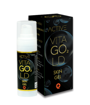 Vita Gold Skin Gel - BHC